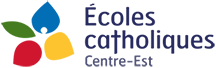 Logo du Conseil des écoles catholiques du Centre-Est