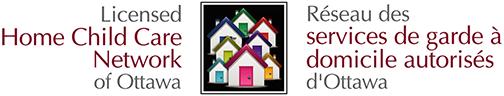 Logo du réseau des services de garde à domicile autorisés d'Ottawa