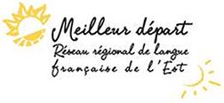 Logo de Meilleur départ: Réseau régional de langue française de l'Est de L'Ontario