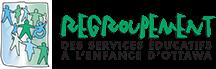 Logo du regroupement des services éducatifs à l'enfance d'Ottawa