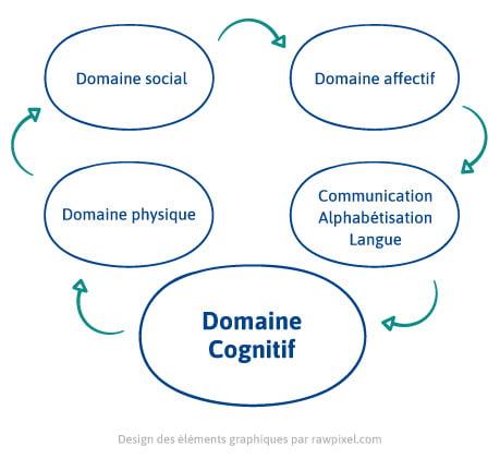 Graphique des sphères de développement