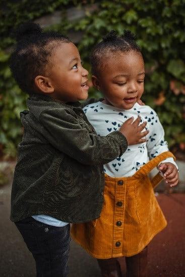 Le rôle du langage et des habiletés sociales pour se faire des amis